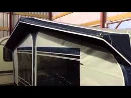 Ventura Atlantic Awning Ventura Pacific 300 Caravan Awning Youtube