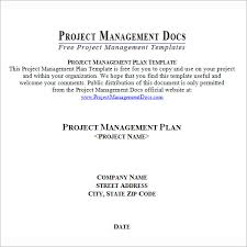 Simple Project Plan Template Excel Project Plan Template 12 Free Documents In Pdf Word