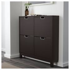 ställ shoe cabinet with 4 compartments ikea