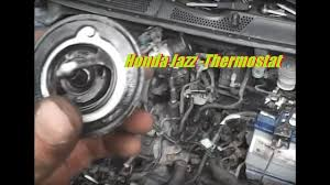 honda jazz fit thermostat location and replacement 1 4 i dsi