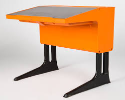 vintage desk by luigi colani for flötotto for sale at pamono