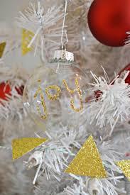 glitter word ornaments a joyful riot a joyful riot