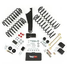 jeep jk suspension rugged ridge 18401 50 2 5 inch lift kit without shocks 07 15 jeep