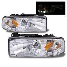 2001 dodge ram headlights led 1994 2001 dodge ram 1500 2500 3500 led headlights w corner