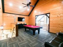 Smart Pool Table Best Kept Secret 3br 3bth Luxury Cabin S Vrbo