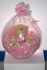 gift inside balloon image result for stuffed balloon gifts детский праздник