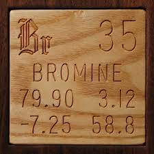 facts pictures stories about the element bromine in the periodic
