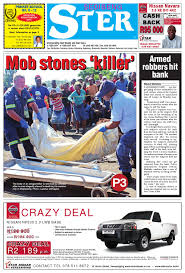 sedibeng ster 3 9 february 2016 by mooivaal media issuu