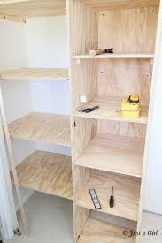 nice ideas how to build wood closet shelves closet u0026 wadrobe ideas