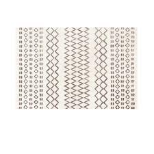 tappeto disegno nordic nero bianco soggiorno corridoio tappeto kilim tappeto plaid