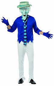 Freeze Halloween Costume Amazon Rasta Imposta Snow Miser Costume Blue Size