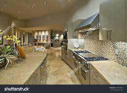 open plan kitchen living room boncville com