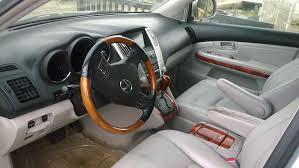 lexus rx330 body kit 2005 lexus rx330 3 3l awd u2013 spot dem