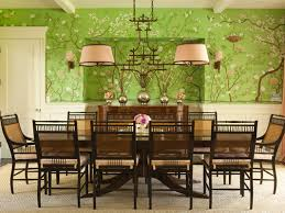 Lime Green Dining Room Green With Envy The Enchanted Home