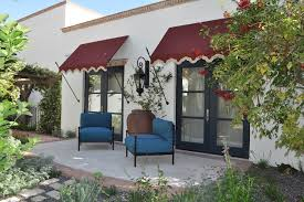 Canvas Awnings For Patios Canvas Door Awnings Houzz