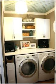 Storage Ideas For Laundry Room Between Washer Dryer Storage Laundry Room Washer Dryer