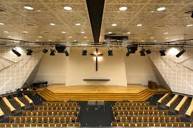 Church Backdrops Acoustics U0026 Sound Systems In The Contemporary Church