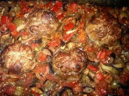 cuisiner des paupiettes de veau au four paupiette de veau à la provinçale by me mon univers culinaire
