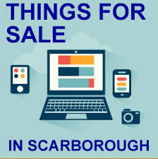 things for sale in scarborough in