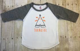 boys thanksgiving shirt teepee thanksgiving shirt