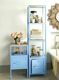 Metal Bathroom Storage Metal Bathroom Storage Best Metal Furniture Images On For The Home