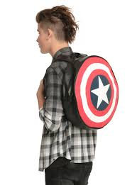 marvel captain america shield backpack topic