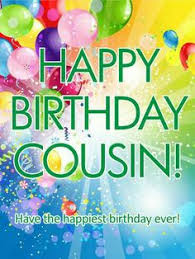 cousin greetings for a cousin free animated ecards for