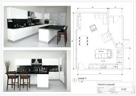 kitchen with island floor plans l shaped kitchen with island floor plans corbetttoomsen