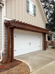 ideas to installing garage trellis u2013 outdoor decorations