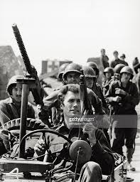 black military jeep clint eastwood in u0027kelly u0027s heroes u0027 pictures getty images