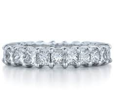 all diamond ring white gold wedding bands from mdc diamonds