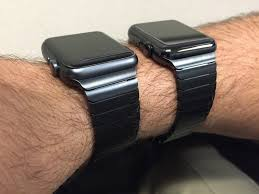 black link bracelet images Space gray sport with space black link macrumors forums
