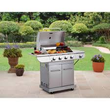 nexgrill patio heater better homes and gardens stainless steel 4 burner gas grill with