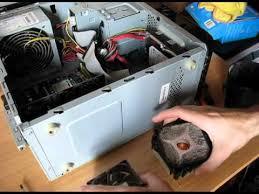 boitier ordinateur de bureau tuto démonter nettoyer changer pâte thermique pc bureau