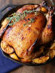 roasted whole chicken orange thyme roasted chicken lou lou biscuit