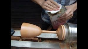 Wood Lathe Projects For Free by Woodturning Projects Turning A Wooden Goblet Youtube