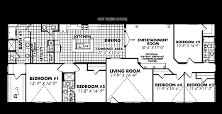 Floor Plans For Mobile Homes Single Wide Legacy Housing Double Wides U2013 Floor Plans Manufactured Homes