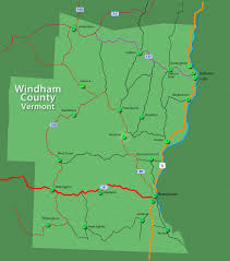 Vermont County Map Windham County History Tour Historical Society Of Windham County Vt
