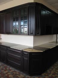 cabinet crown moulding above kitchen cabinet