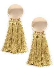 golden ear rings images Happiness golden earrings happiness boutique jpg
