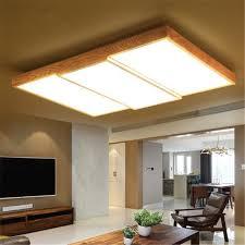 Japanese Ceiling Light Online Shop Japanese Solid Wood Led Living Room Ceiling Light