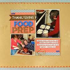 write click scrapbook thanksgiving