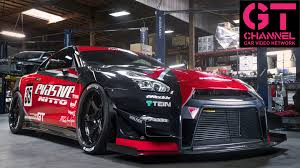 nissan gtr custom the perfect track car evasive u0027s 725hp nissan gt r speed and motion