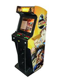 Xbox Arcade Cabinet Buiding An Arcade Coin Op Machine To Rediscover The 80 90s With