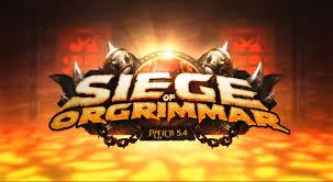 Patch 5 4 Siege Patch 5 4 Siege Of Orgrimmar Trailer En