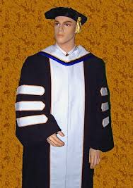 doctoral gown doctoral regalia clothing and regalia