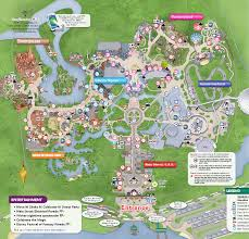 Orlando Parks Map by From Orlando Theme Park News Is The 2014 Magic Kingdom Map The Map