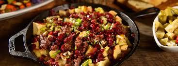 sausage stuffing recipes thanksgiving thanksgiving sausage leek stuffing traeger wood fired grills