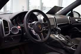 2017 porsche macan turbo interior featured vehicle certified pre owned 2017 porsche cayenne