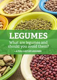 cuisine legume what are legumes should you avoid them paleo grubs